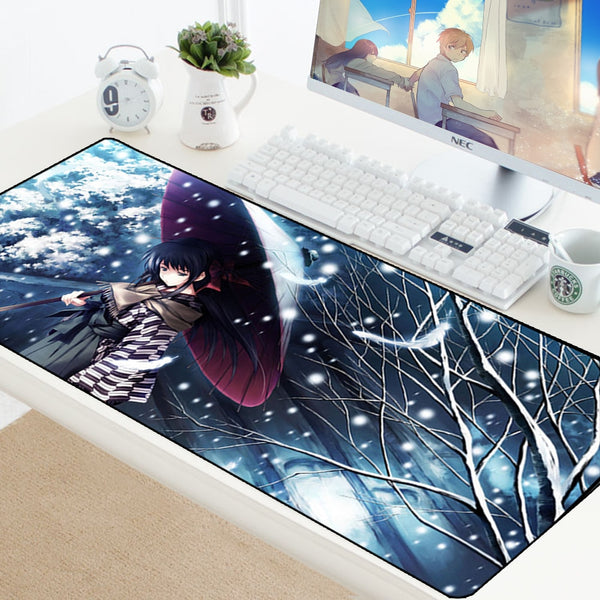 Tapis de souris Souris gamer pc gamer gaming ordinateur filaire poignert accesoires pc clavier anti dérapant ultra fin défilement mouse pad large mousepads design ergonomique grand tapis xxl platique soulage canal carpien rugeux sans fil hub