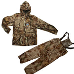 Ensemble camouflage waterproof