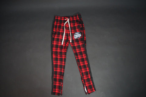 HCI plaid pants