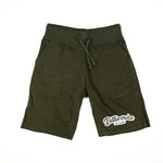 "Green ""BillionaireMind"" Shorts"