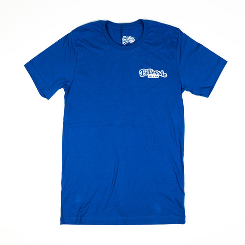 "Men Blue ""BillionaireMind"" Tee"