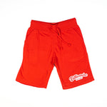 "Red""BillionaireMind"" Shorts"