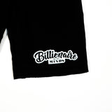 "Black ""BillionaireMind"" Shorts"