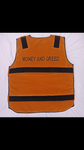 "Brown ""American Greed Vest"""