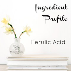 Ingredient Profile - Ferulic Acid