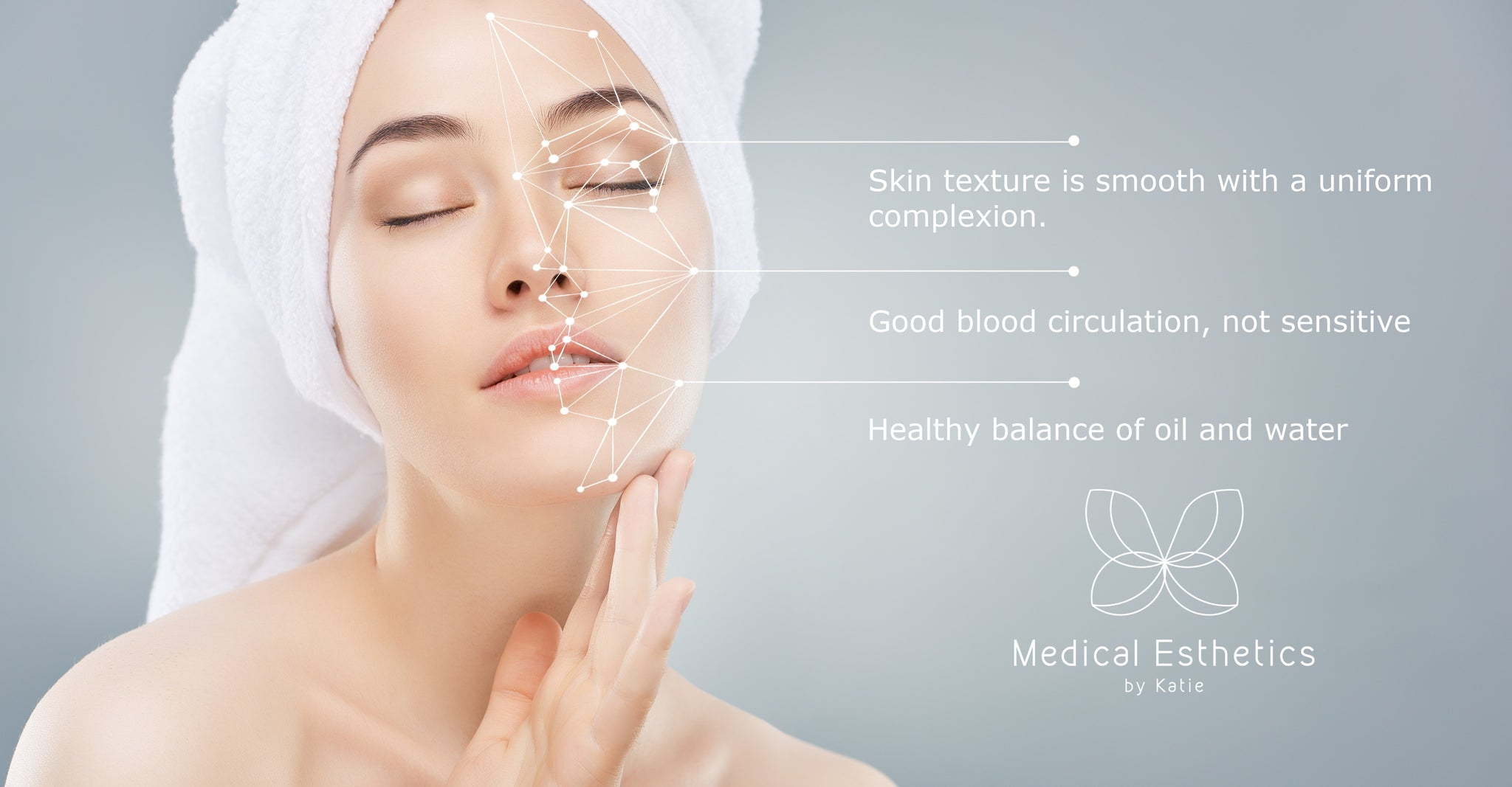 Balanced Management mbk clinical skincare solutions mebykatie