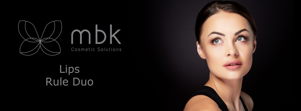 MBK Cosmetic Solutions Lips Rule Duo mebykatie