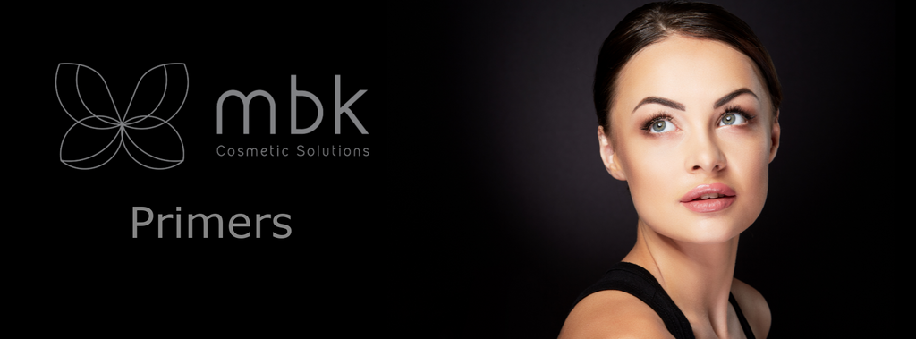 MBK Cosmetic Solutions Primers mebykatie