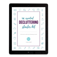 The Essential Decluttering Starter Kit