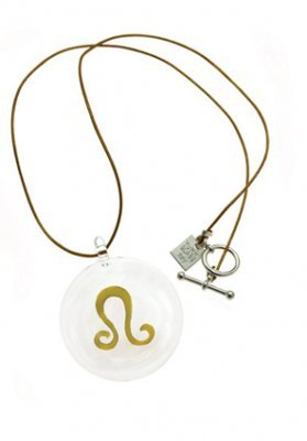 Zodiac Necklace - Leo