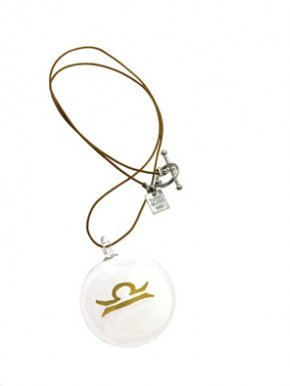 Zodiac Necklace - Libra