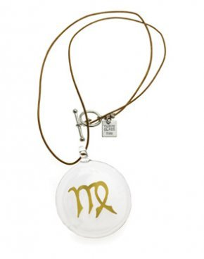 Zodiac Necklace - Virgo