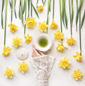 Spring into Spring with Matcha