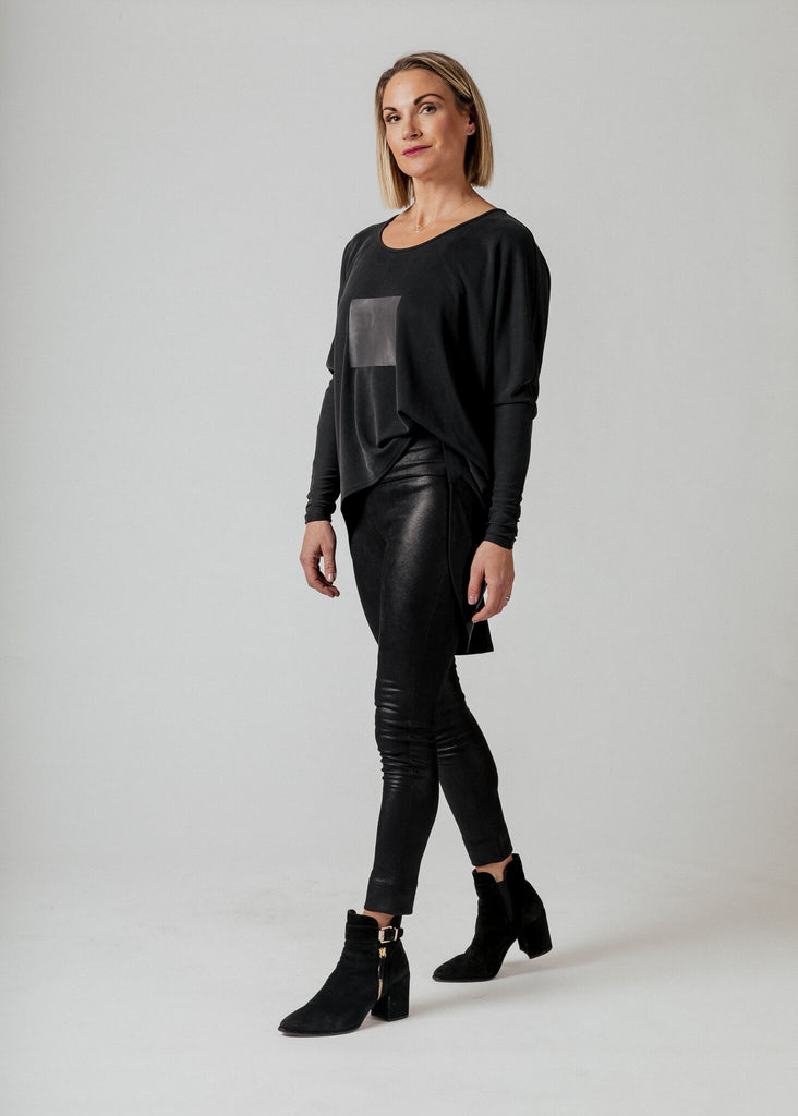 Finley Top - Black