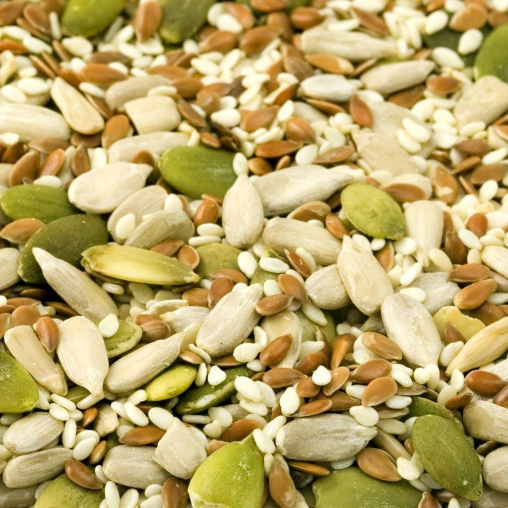 Better Snacks: Try Seeds