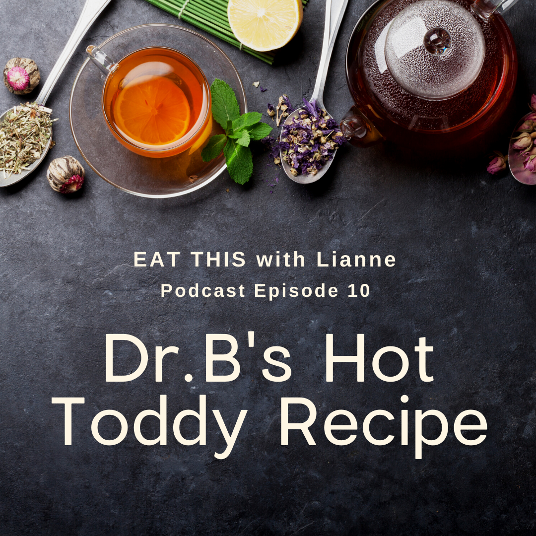 Dr. B's Hot Toddy