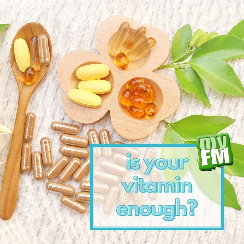 myFM: Is your vitamin enough?