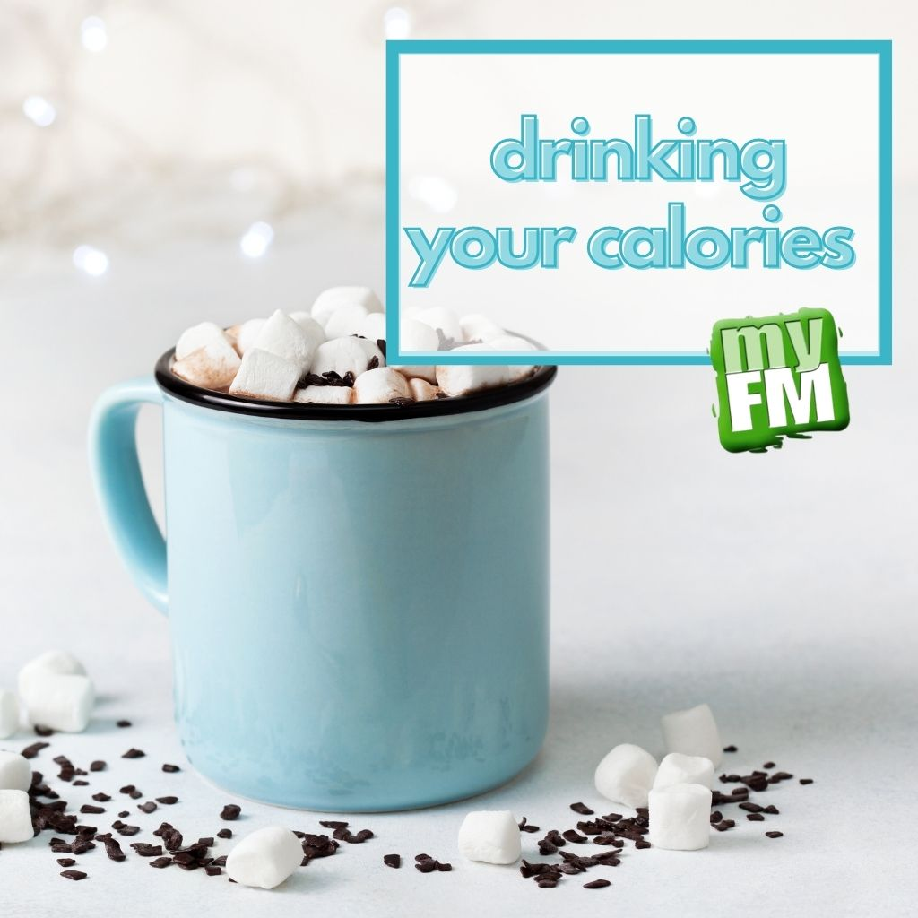 myFM: Drinking Your Calories