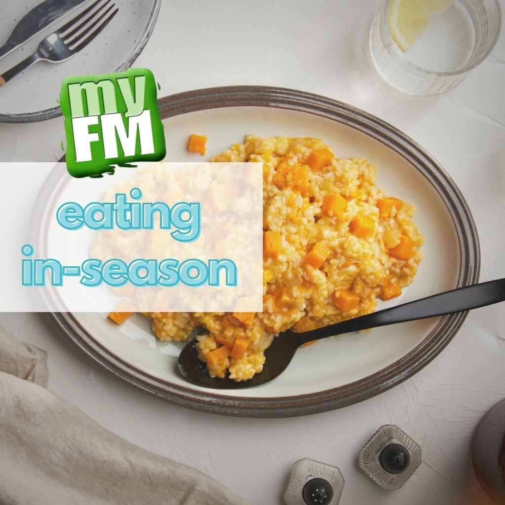 myFM: Eating In-Season