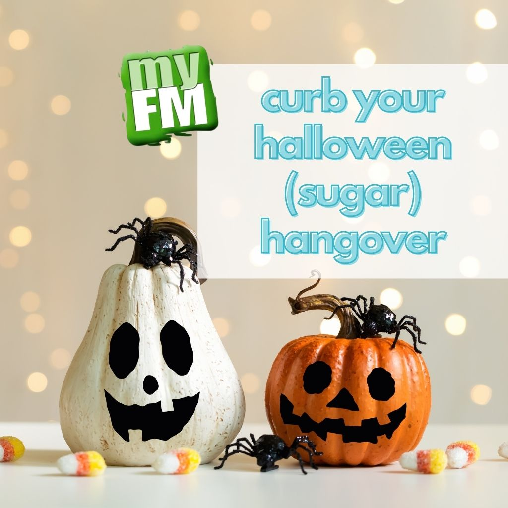 myFM: Curb Your Halloween (Sugar) Hangover
