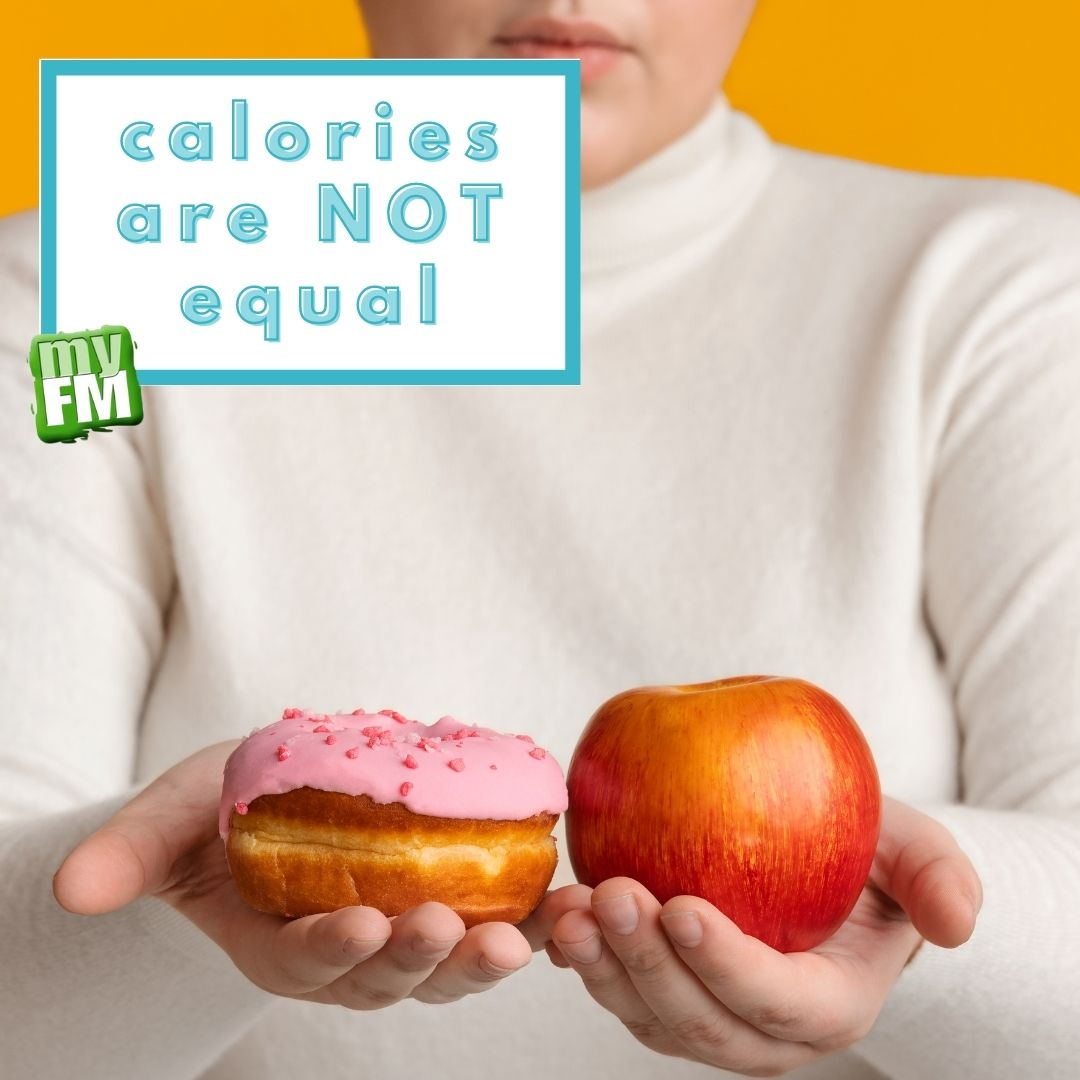myFM: Calories are NOT equal