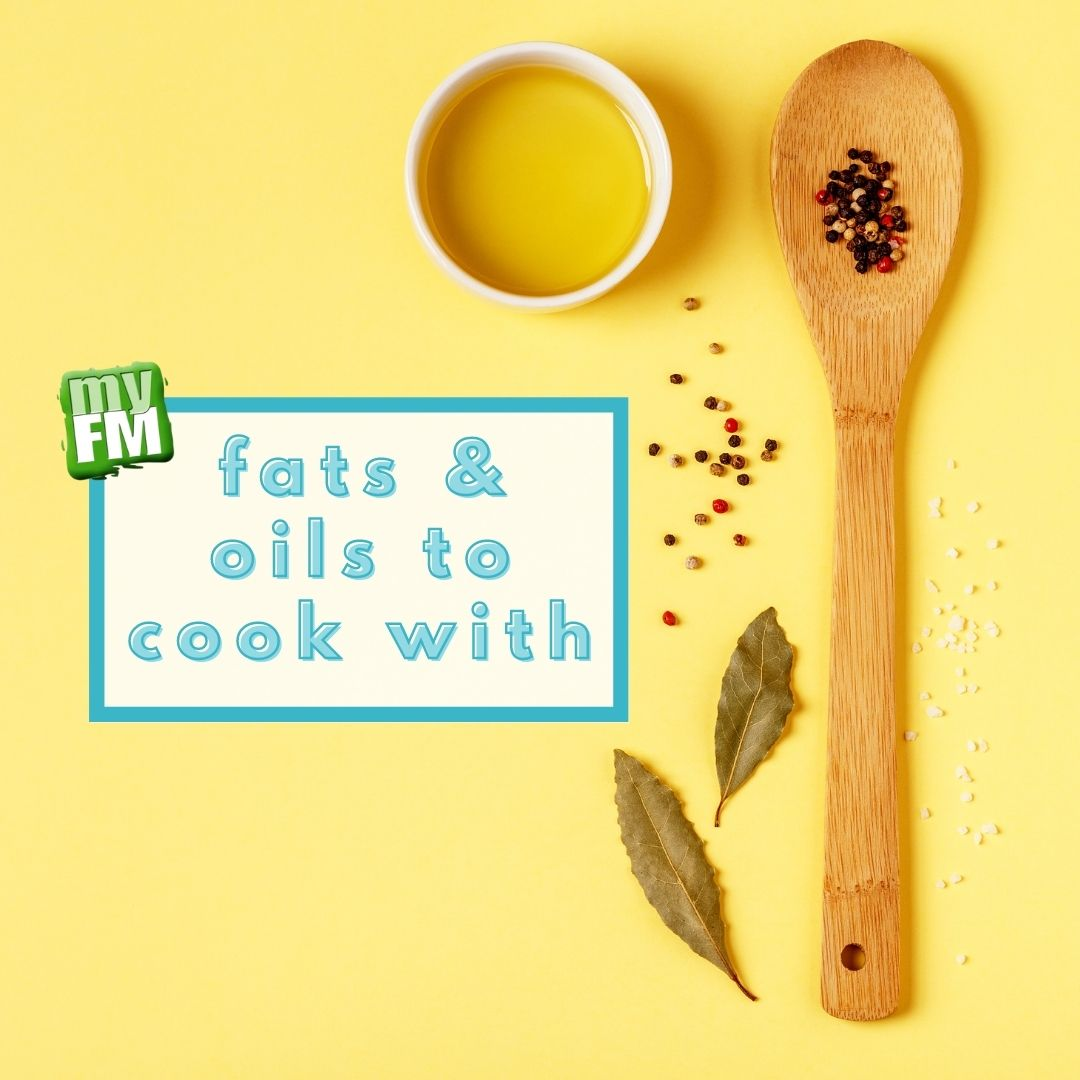 myFM: Fats and oils to cook with
