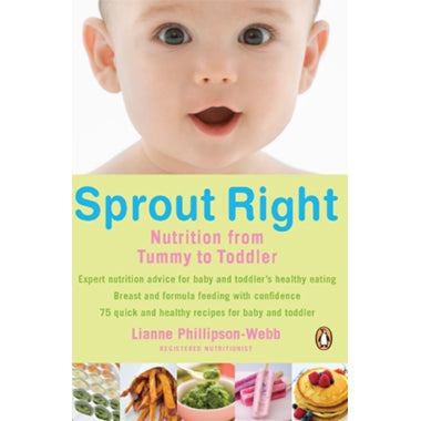 Nutrition from Tummy to Toddler