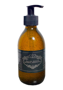 Royal Roots Herbal Shampoo - Retro Rich Company