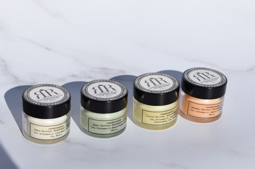Empress Lip Butter 15ml (Multiple Flavours) - Retro Rich Company Natural Hair & Beauty