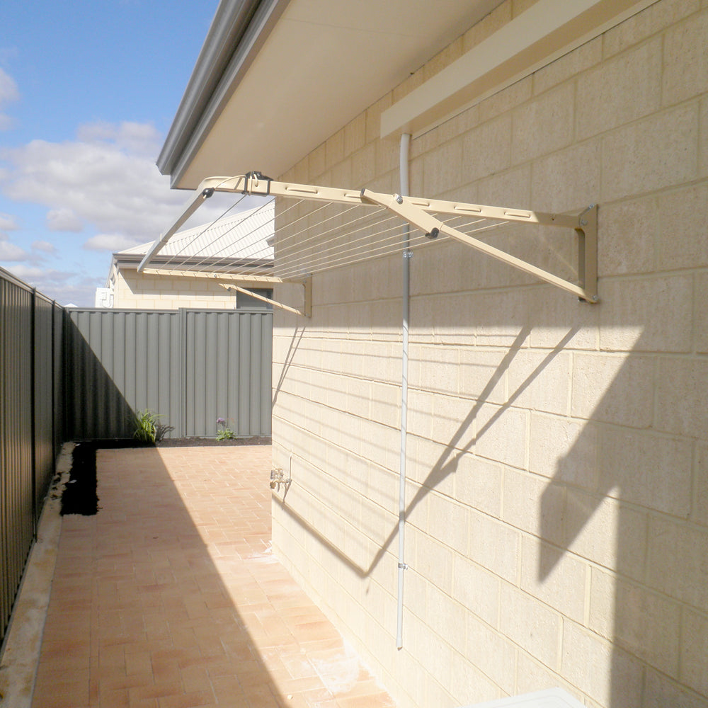 Fold Down Clothesline Made in Australia