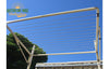 Austral Unit Line 15 Clothesline - Classic Cream Installed - Australian Made Clotheslines