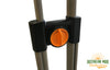 EcoDry Portable Clothesline - Portable Clothesline Height Adjustment - Australian Made Clotheslines
