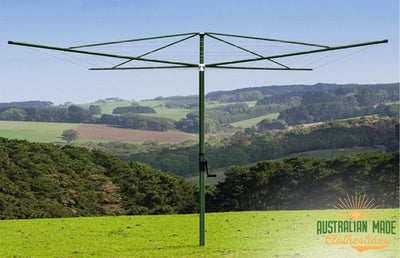 Austral Elite 4 Clothes Hoist - Installed - Australian Made Clotheslines