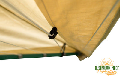 Rotary Clothesline Cover - Clothesline Cover - Clevacover - Australian Made Clotheslines