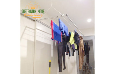 Versaline Up & Away Ceiling Airer - Ceiling Clothes Airer - Versaline - Australian Made Clotheslines