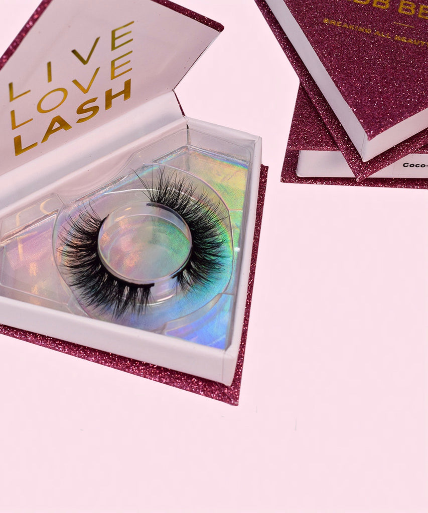 MARVEL-LASH LUXURY EYELASHES