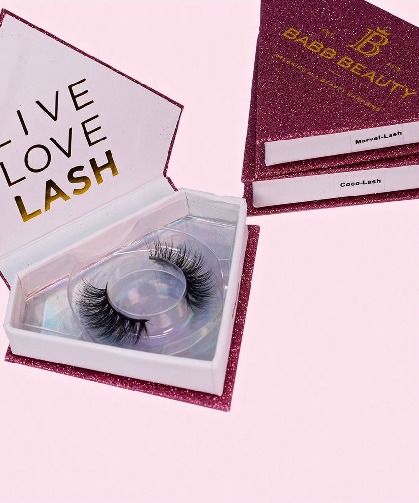 SPECTACU-LASH LUXURY EYELASHES