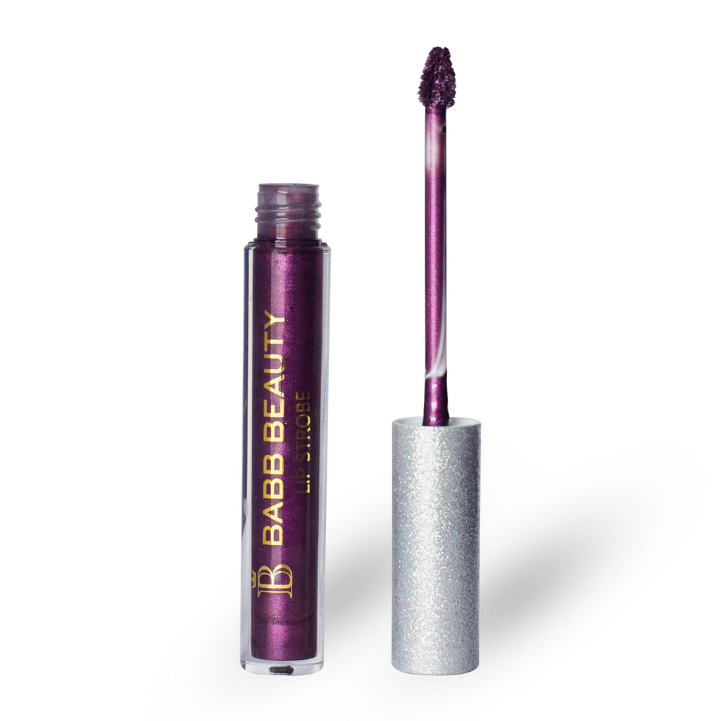 ELECTRIC PLUM LIP STROBE