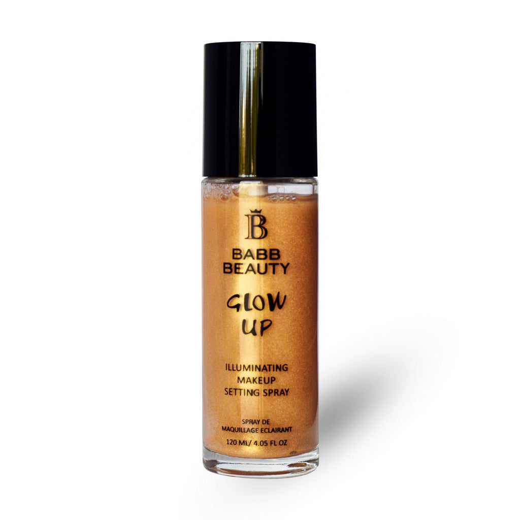 GLOW UP ILLUMINATING MAKEUP SETTING SPRAY