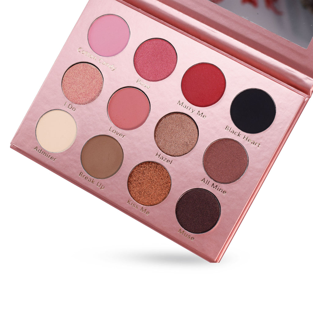 LOVE WHISPERS EYESHADOW PALETTE