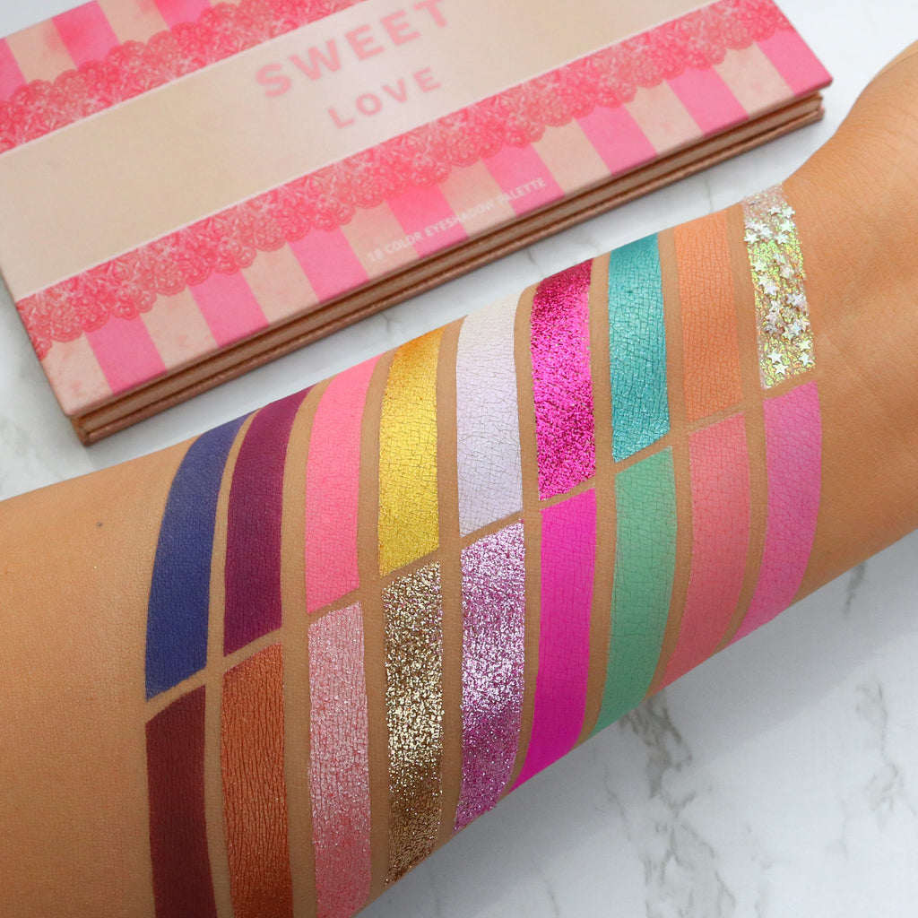SWEET LOVE EYESHADOW PALETTE
