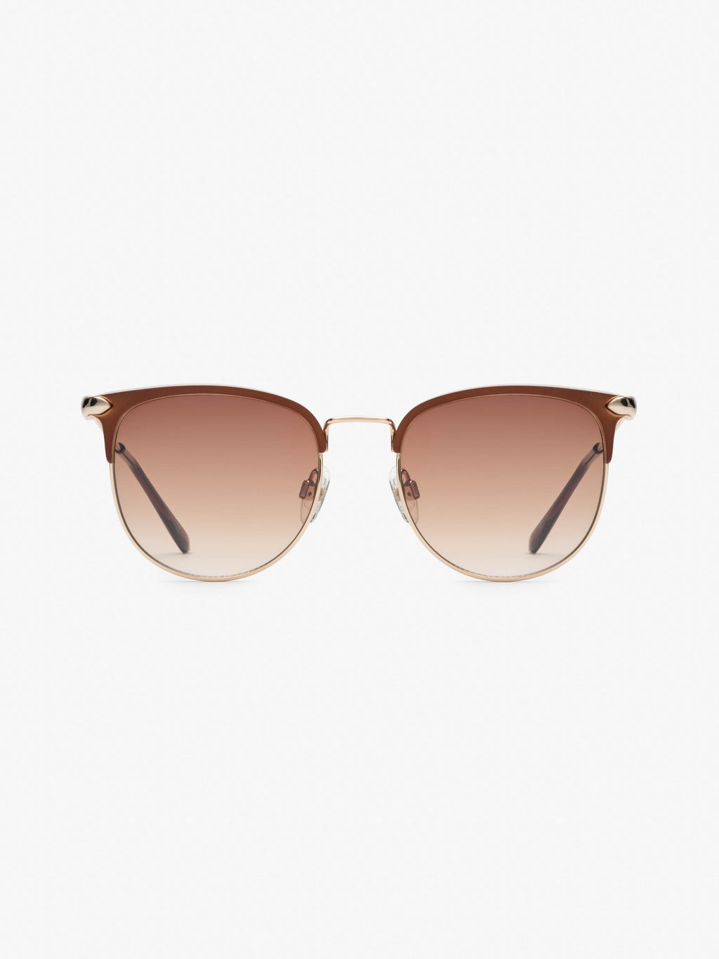 Troy - Matte Dark Coffee/Light Gold - Image 1