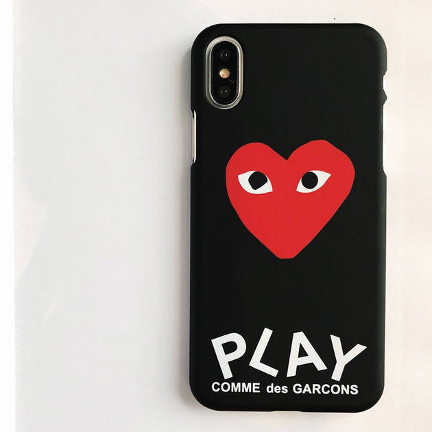 huge selection of ffc0b 2a4fe Play CDG Comme Des Garcons Case