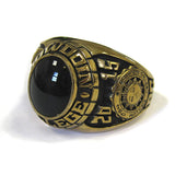Bowdoin College class ring from Jostens.