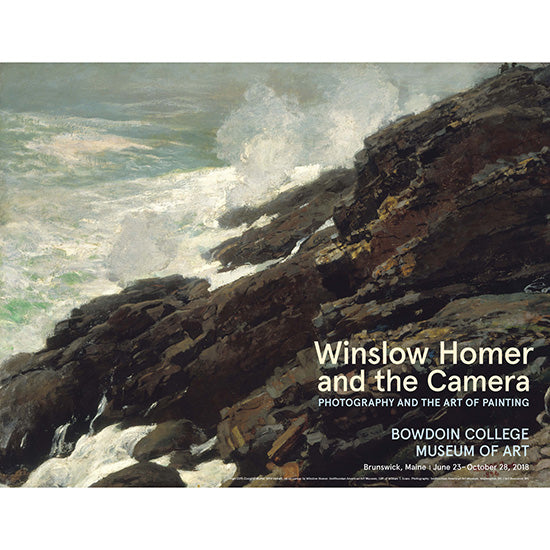 Winslow Homer and the Camera Poster