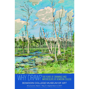 Why Draw? Poster