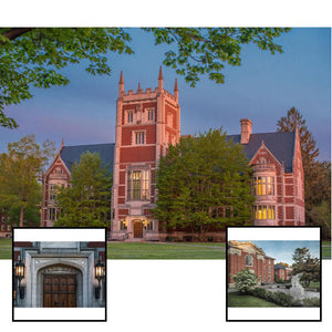 Bowdoin Photo Post Card from Spirit
