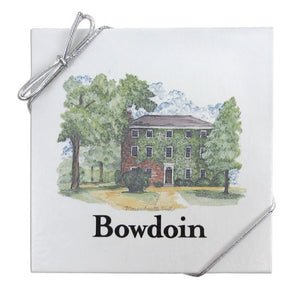 Boxed Stone Massachusetts Hall Coasters