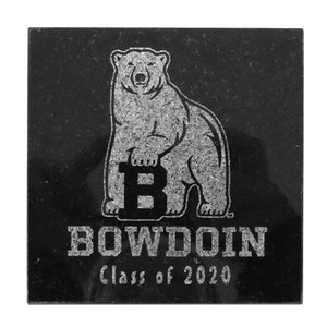 Class of 2020 Etched Granite Coaster