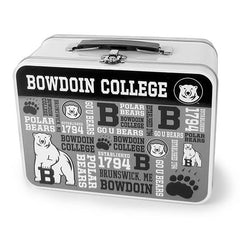 Vintage Bowdoin College Lunchbox